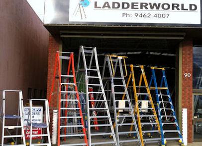 Ladderworld – Planks And Trestles Melbourne